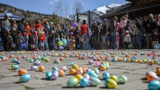 Copper Mountain to host 'world's largest egg hunt' Sunday