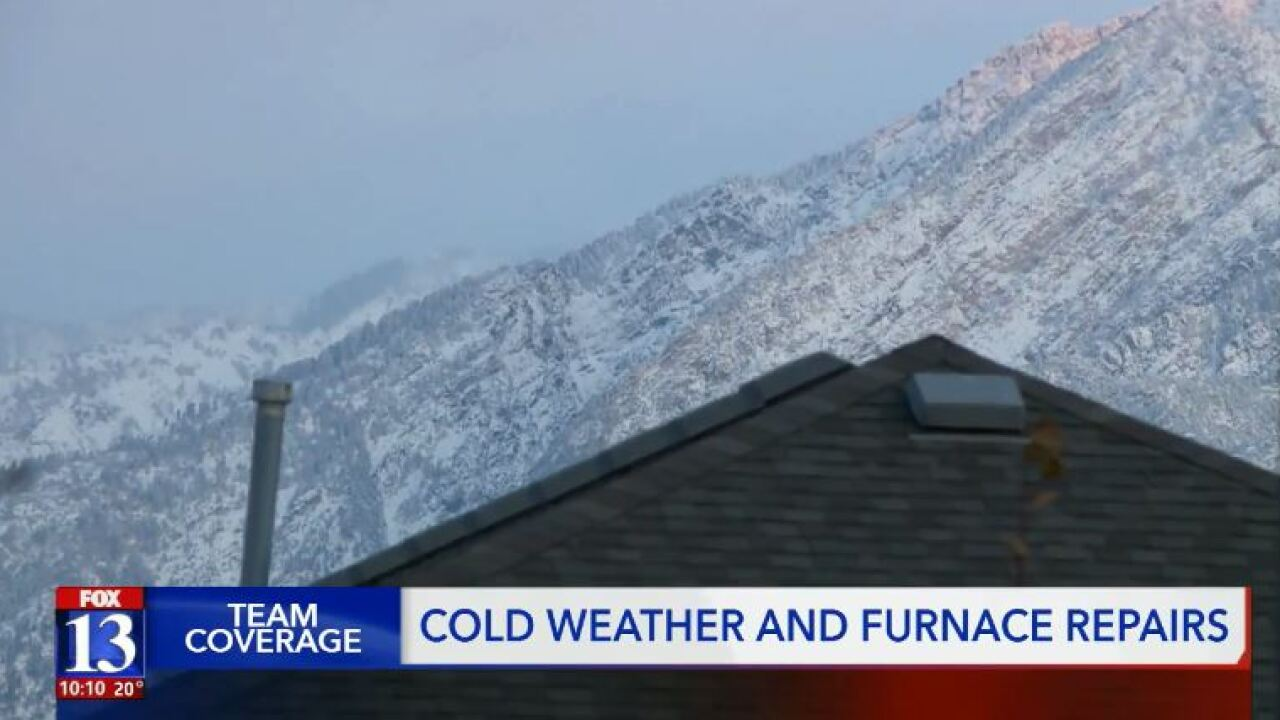 As temperatures drop, furnace problems rise