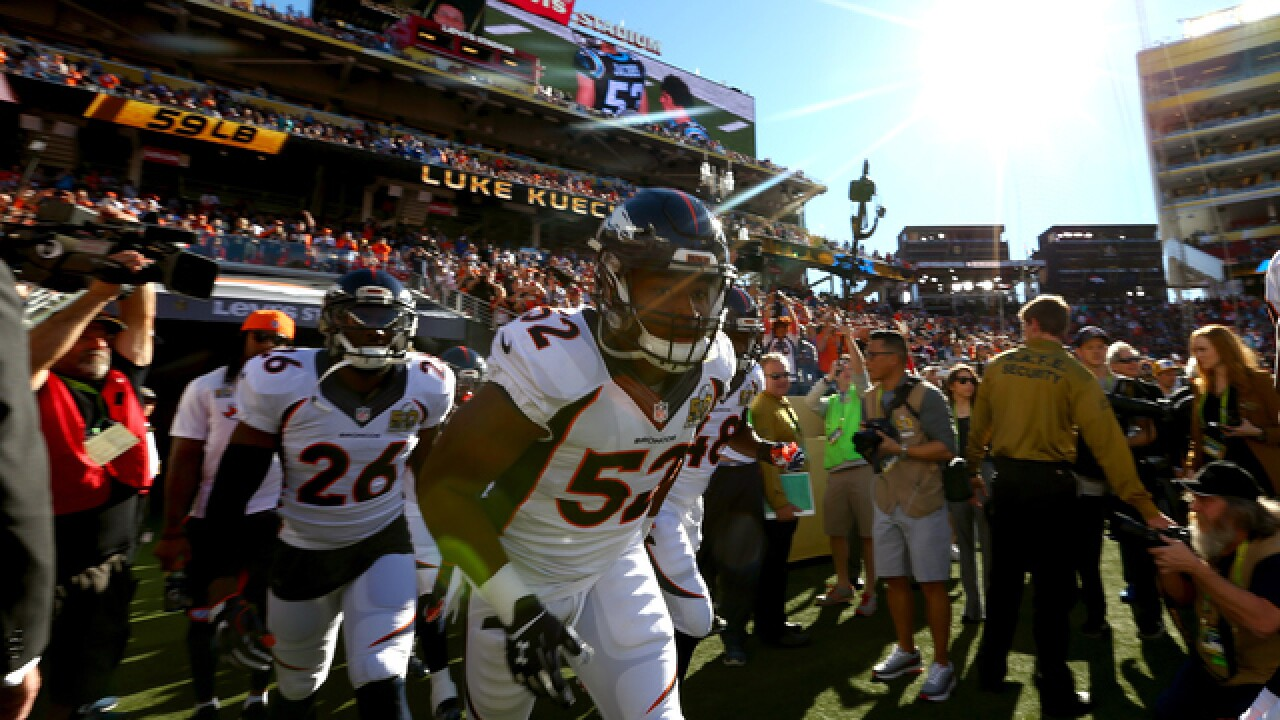 Broncos ready to battle Panthers