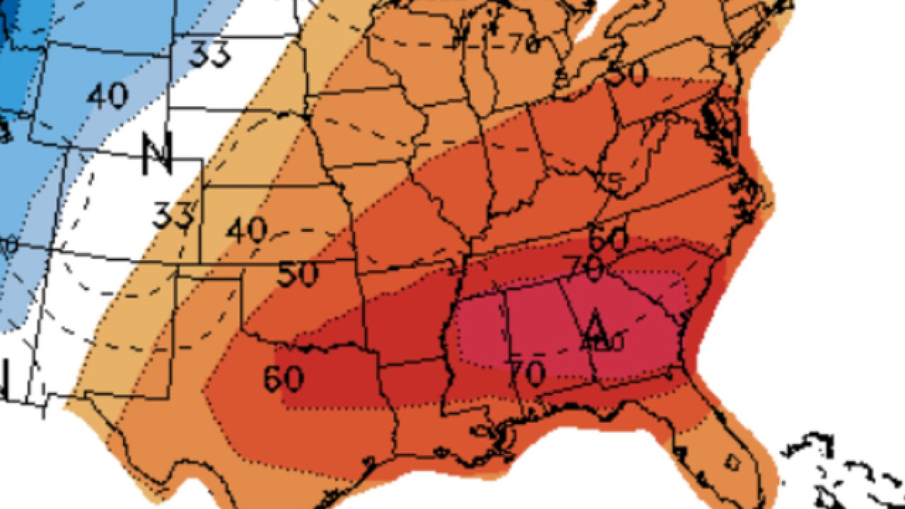 Heat, humidity return to eastern US