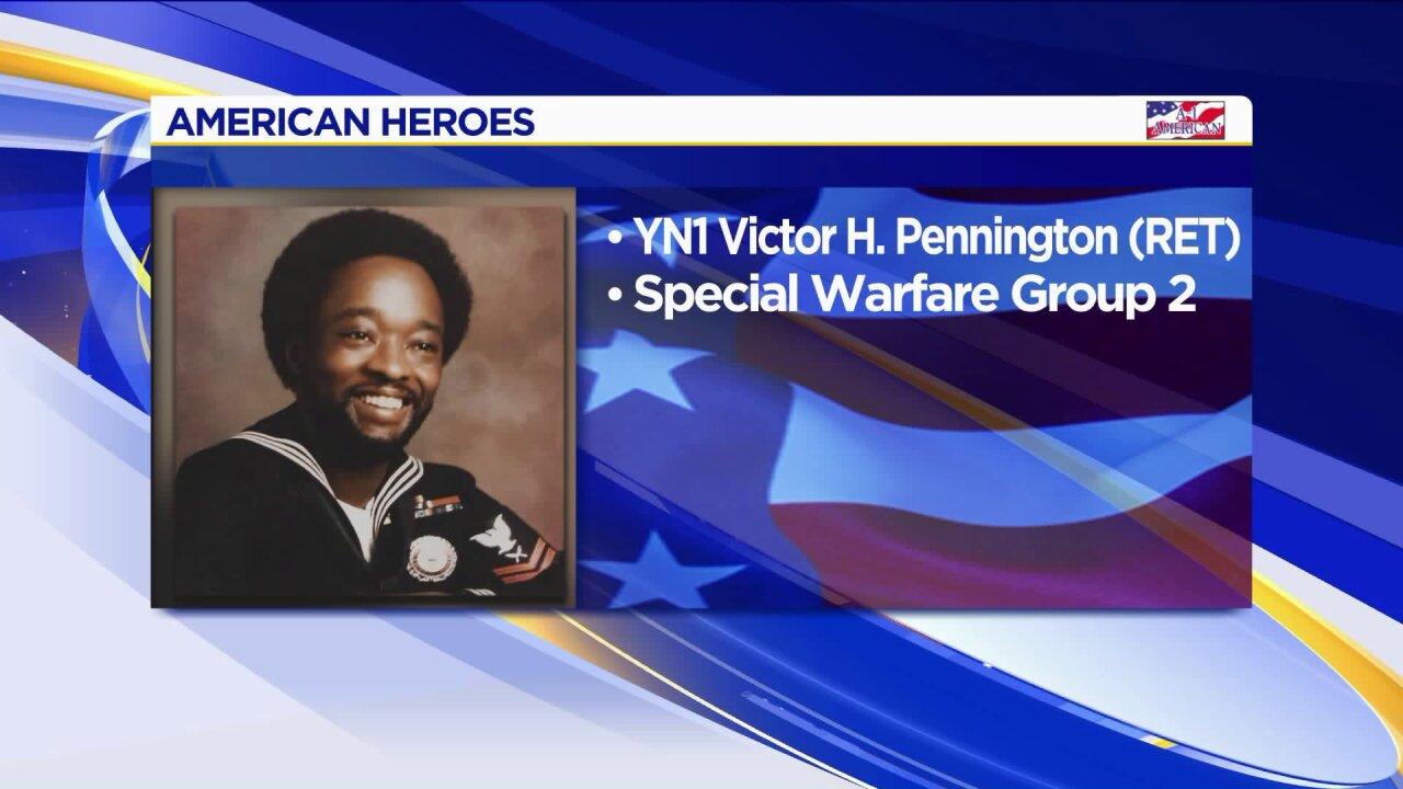 American Heroes: Victor H.Pennington