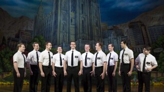 The Book of Mormon Company - The Book of Mormon (c) Julieta Cervantes 2017