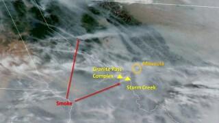 Sateliite Smoke MSO