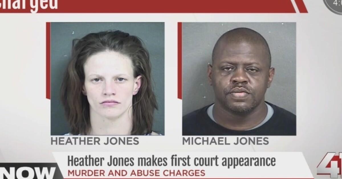 michael and heather jones