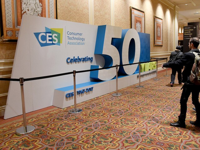Tech and gadgets at CES 2017