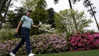 Justin Rose Masters Golf