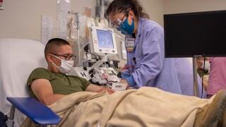 Covid Convalescent Plasma Donation