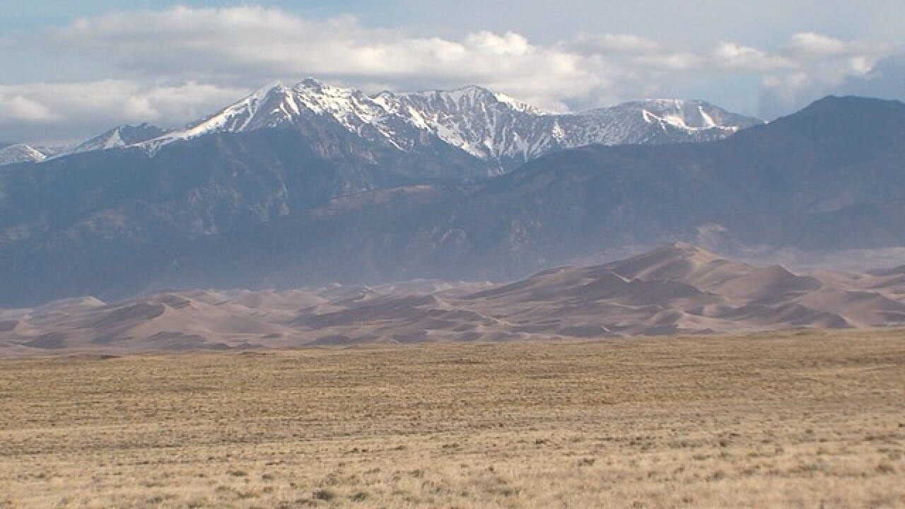 Drilling decision delayed near Great Sand Dunes National Park