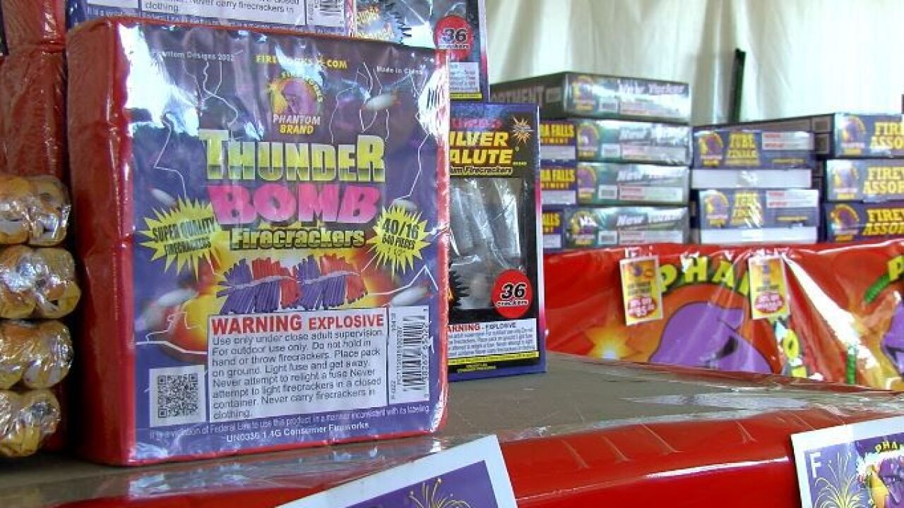 The fireworks law loophole you need to know about
