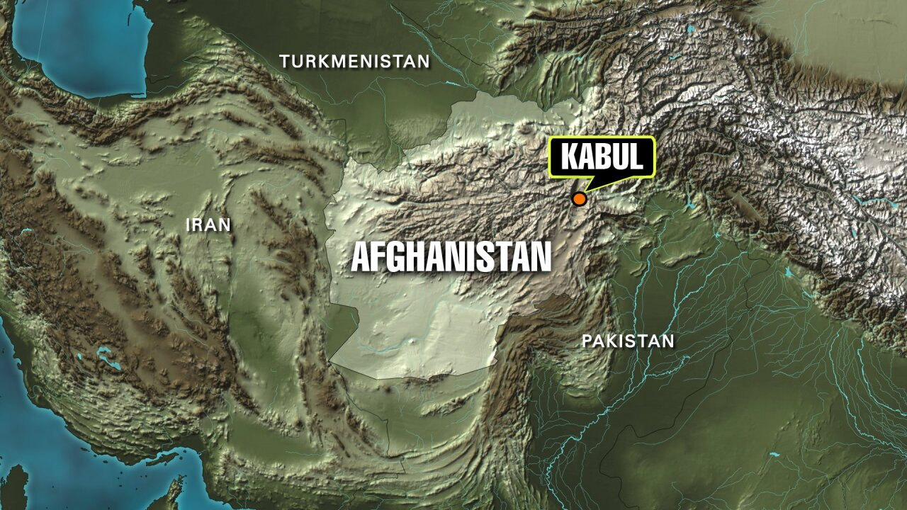 5 soldiers killed in helicopter crash in Afghanistan