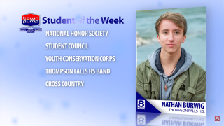 Student of the Week: Nathan Burwig