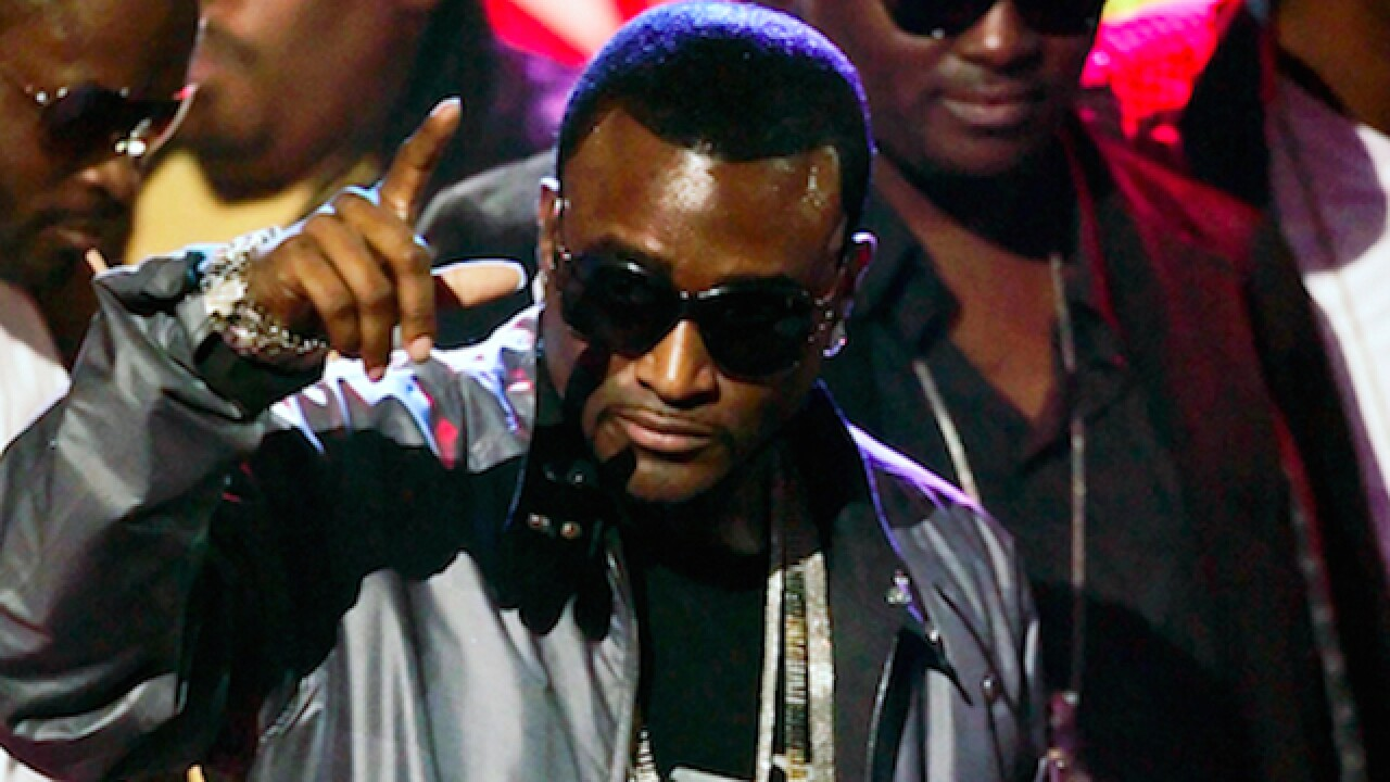 'Laffy Taffy' rapper Shawty Lo killed in car crash