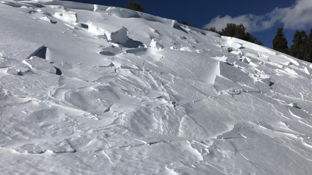 File Photo: Utah Avalanche