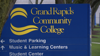 GRCC issues statement regarding professor charged with son's death