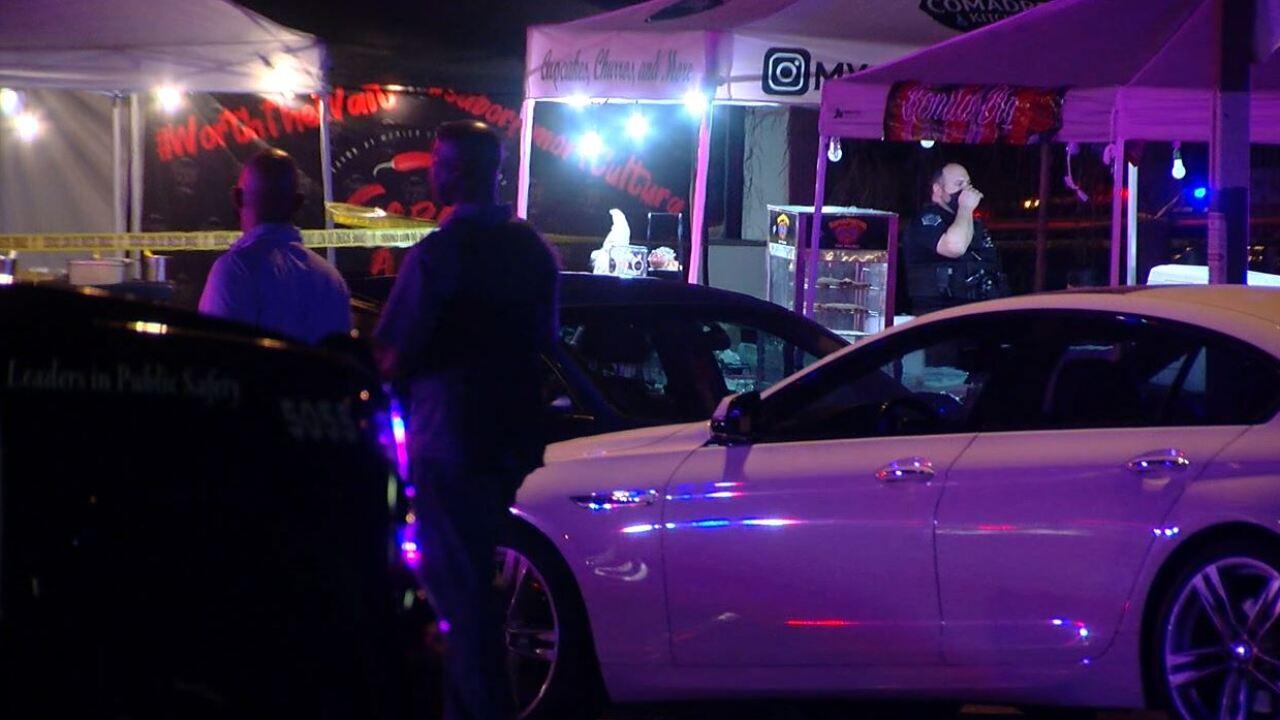 7 people shot in Mesa
