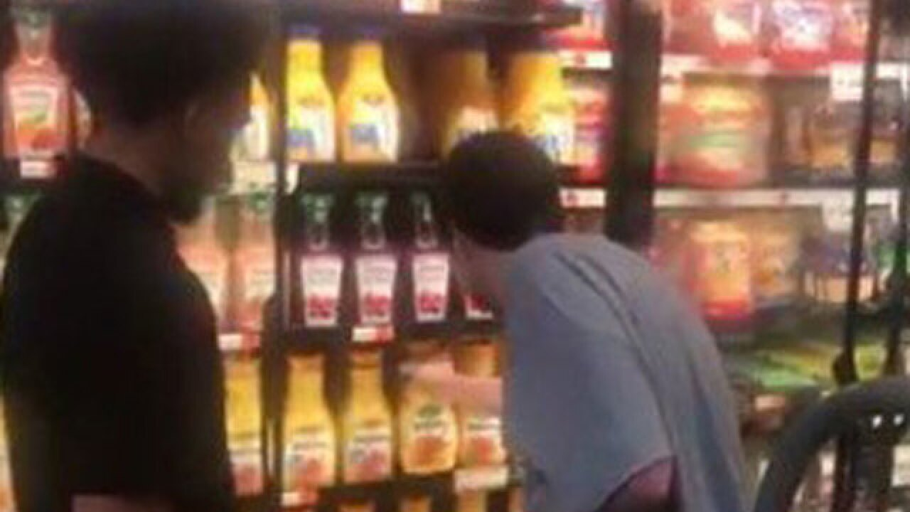 Grocery clerk gets car after his kind act towards 17-year-old with autism goes viral