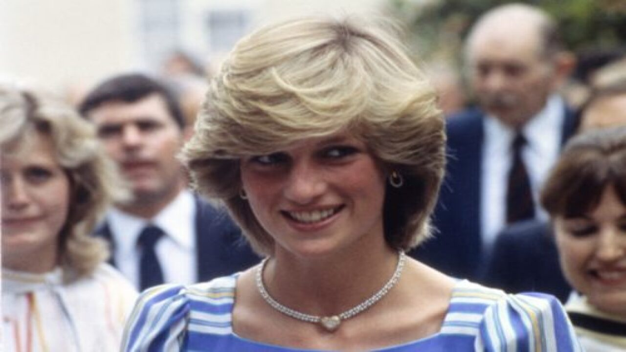 You Can Buy An Exact Replica Of Princess Diana's Iconic 'black Sheep' Sweater