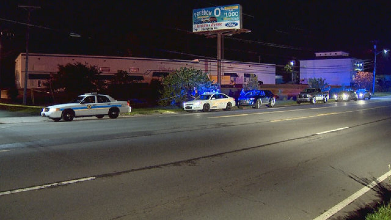 6 Injured In Overnight Shooting In Clarksville