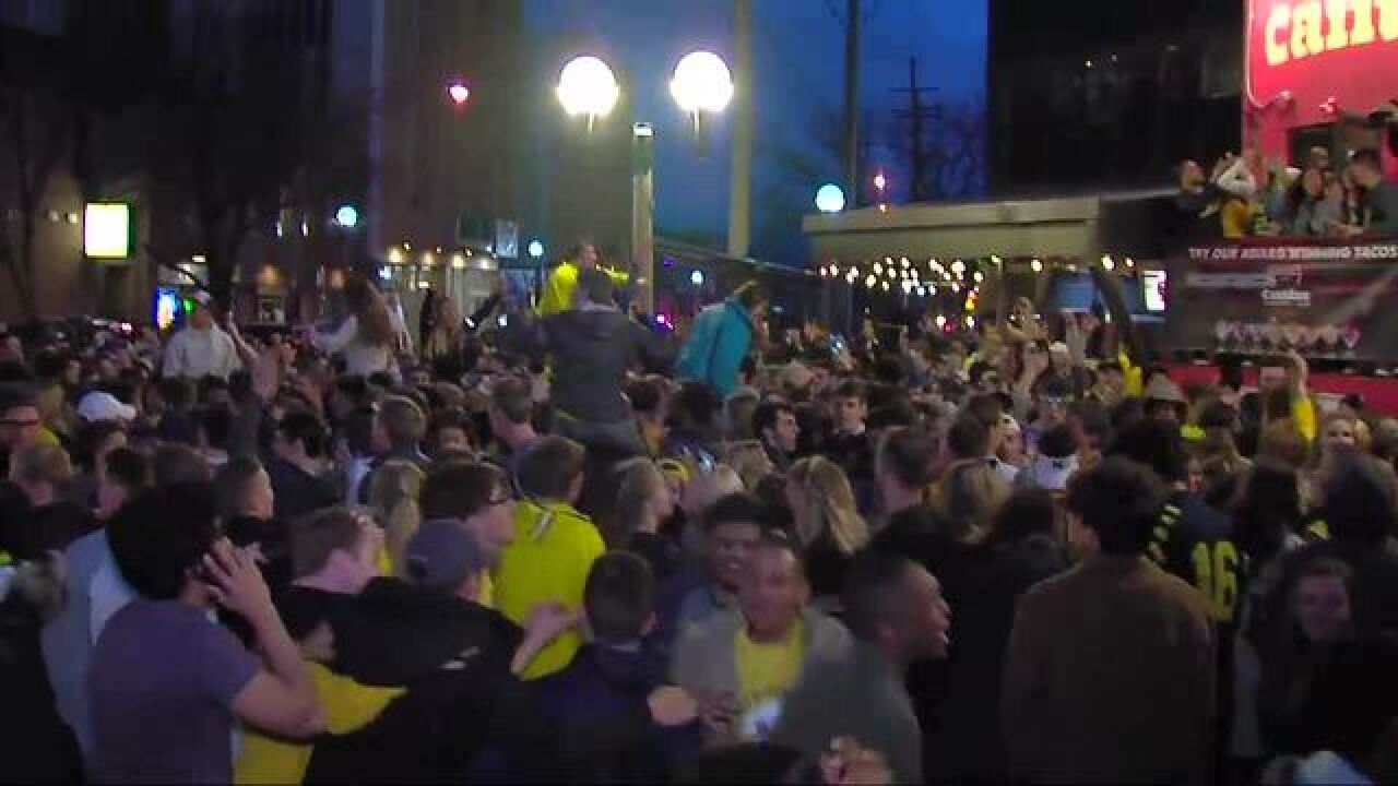 Big parties expected for UM vs. Nova tonight