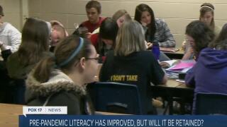 MSU talks pre-pandemic literacy