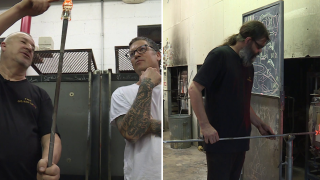 Richmond glassblowers get the chance to learn from an international master: 'It means everything'