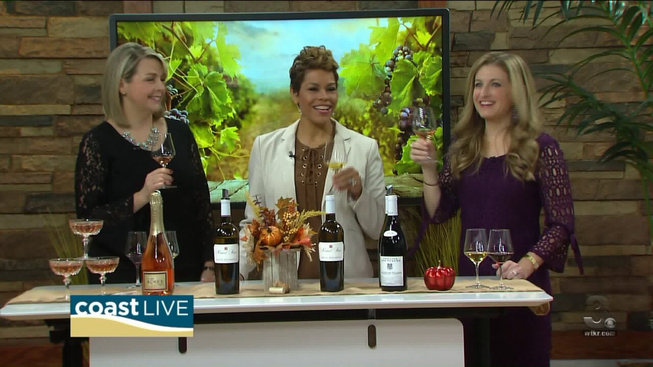 Choosing the right wine for the holiday on Coast Live