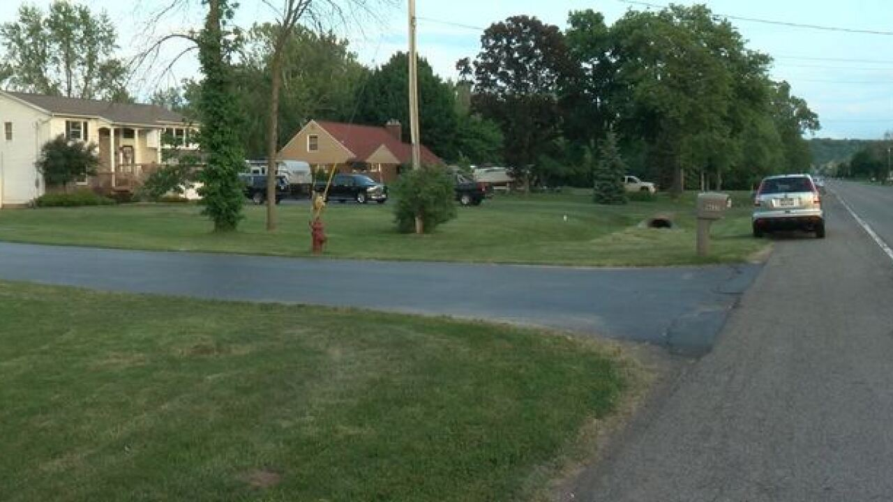10-year-old boy injured in lawn mower incident