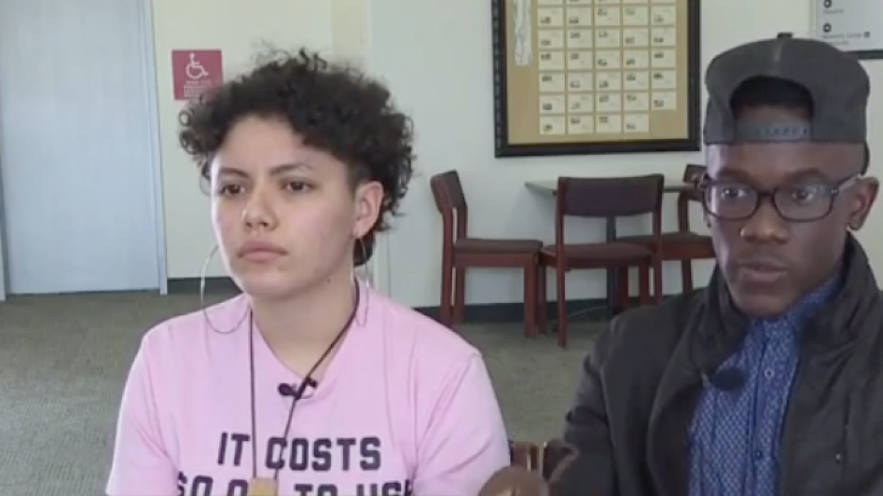 Boise State University students are calling on administration to address incidents of racism