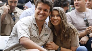Crikey! Bindi Irwin expecting first child