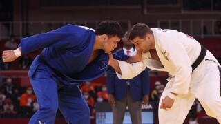 Two more judo golds for Japan as Wolf, Hamada win