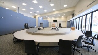 MCPS New Administration Building Interior