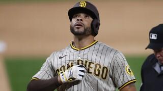 Tommy Pham San Diego Padres