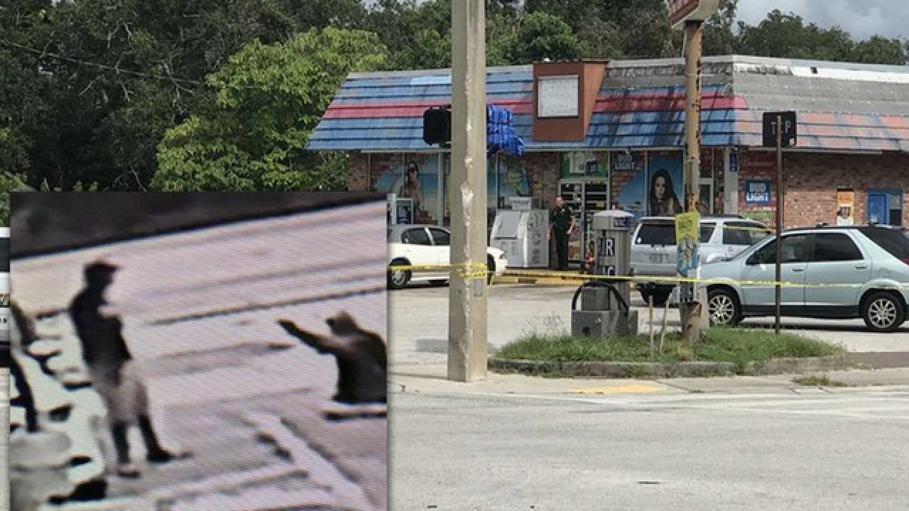 1 injured after Clearwater gas station shooting