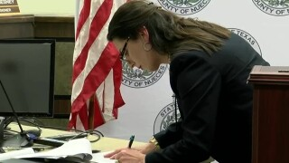 Judge Canales order for people to stay at home to stop the COVID-19 pandemic.