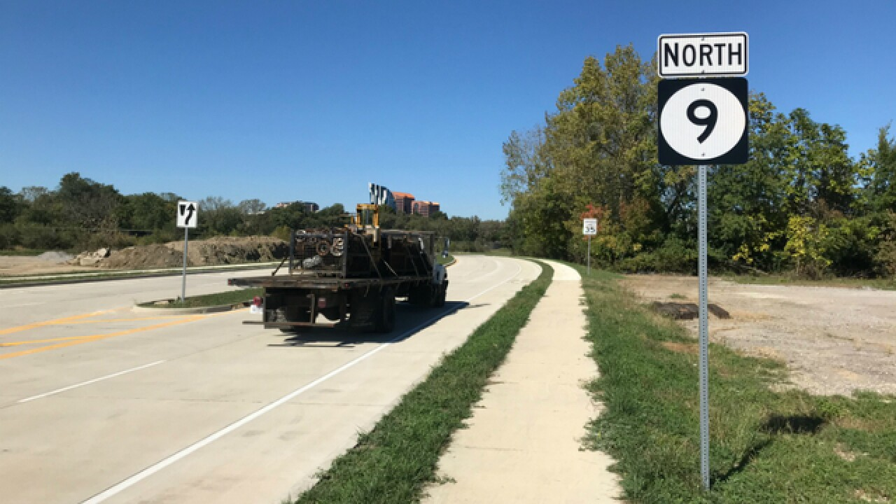 Ky. 9 extension opens final leg in Newport