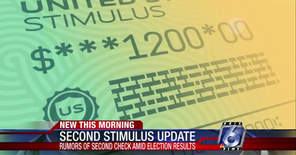 Don't Waste Your Money: What about a second stimulus check?