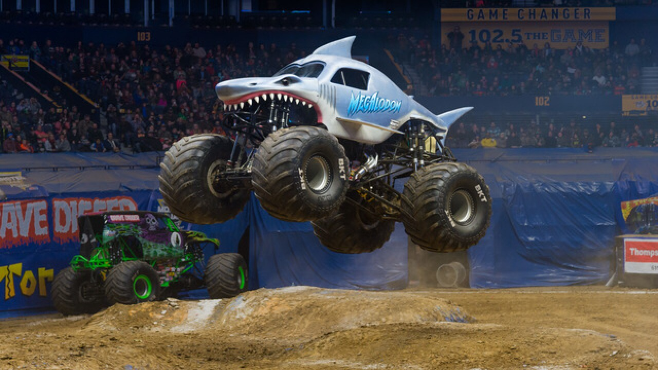 Monster Jam drivers to jump, flip, fly through Petco Park