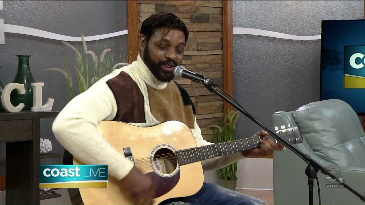 Local music spotlight with Johnny Walker on CoastLive