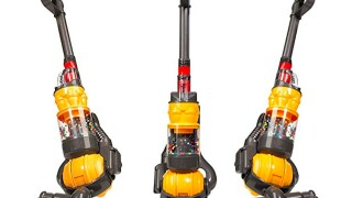 Dyson has made a toy vacuum for children that actually works