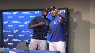 Former Royal Lorenzo Cain returns to Kansas City