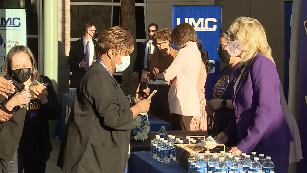 Dr. Jill Biden visits UMC.png