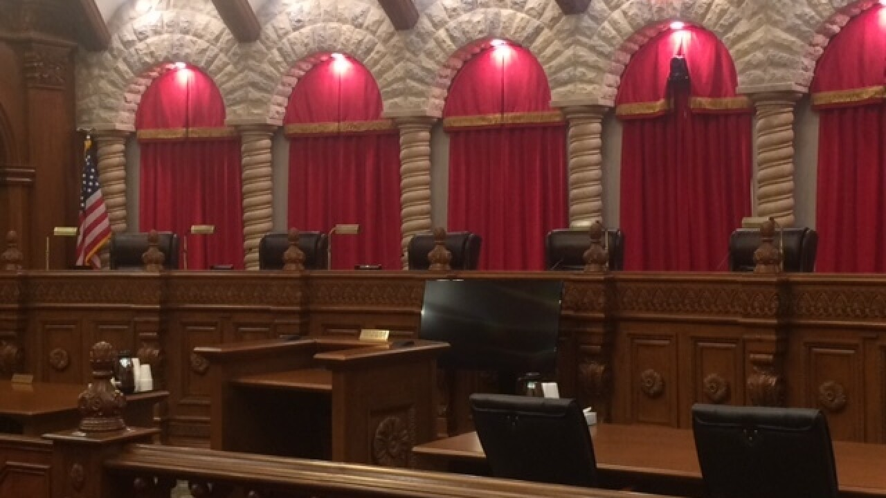 New courtrooms, chambers for Nevada high courts