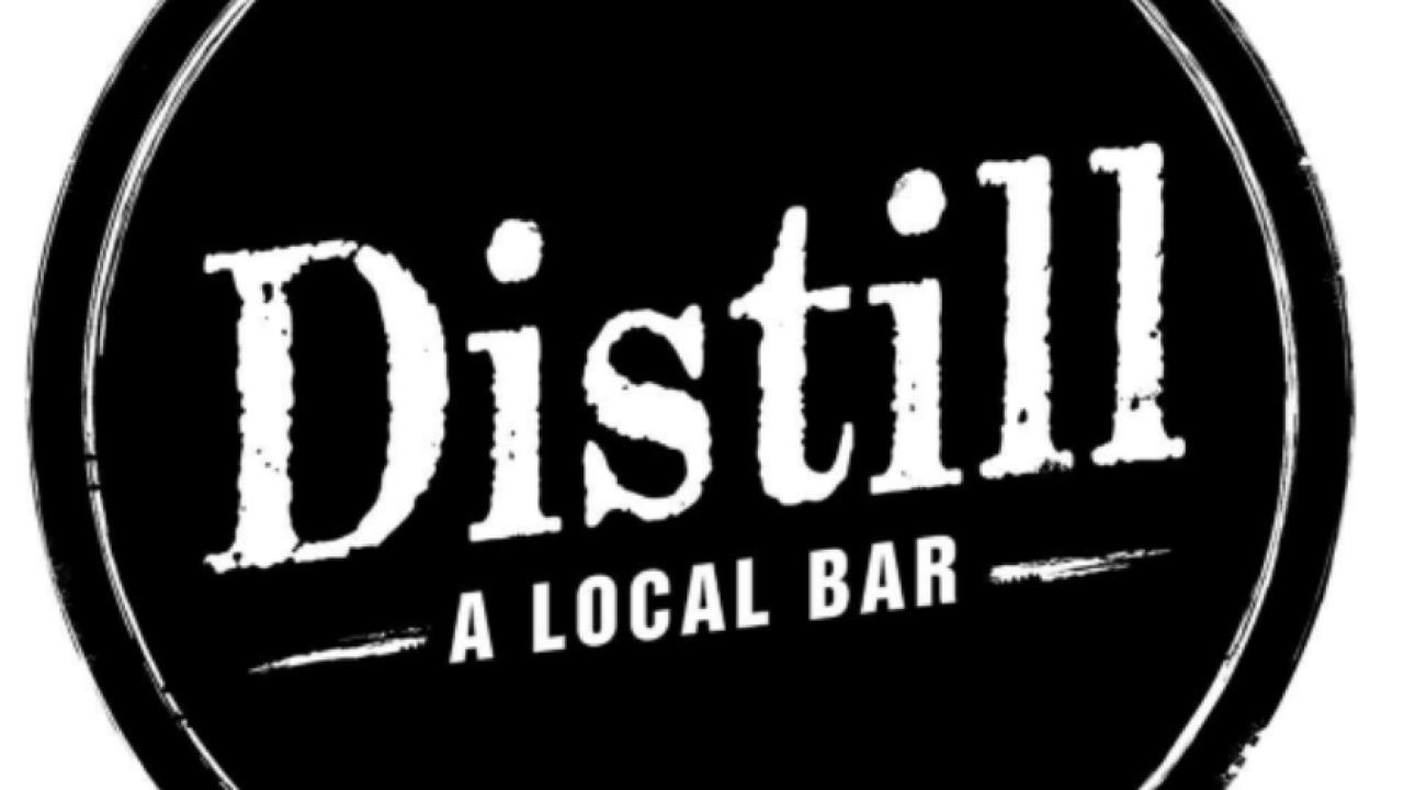 Distill logo