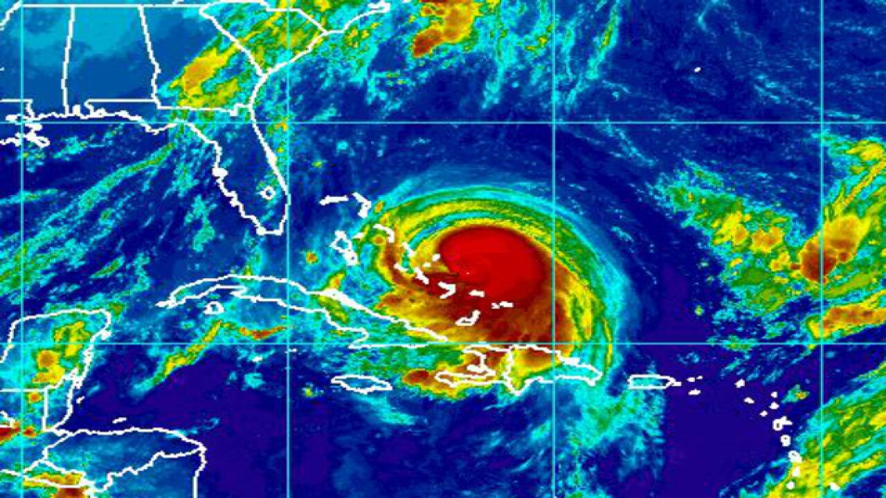 Eastern U.S. keeping close eye on Joaquin