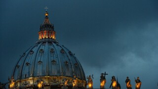 Vatican uses donations for the less fortunate to tackle its budget deficit, report says