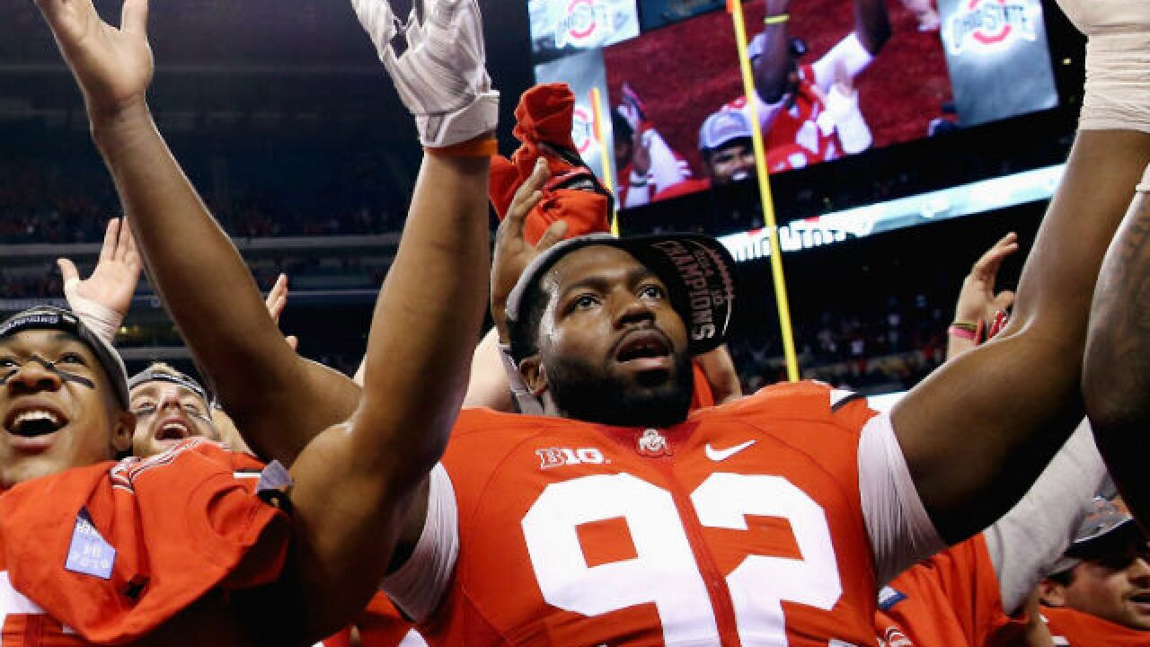 Bengals sign ex-Taft High, Ohio State star