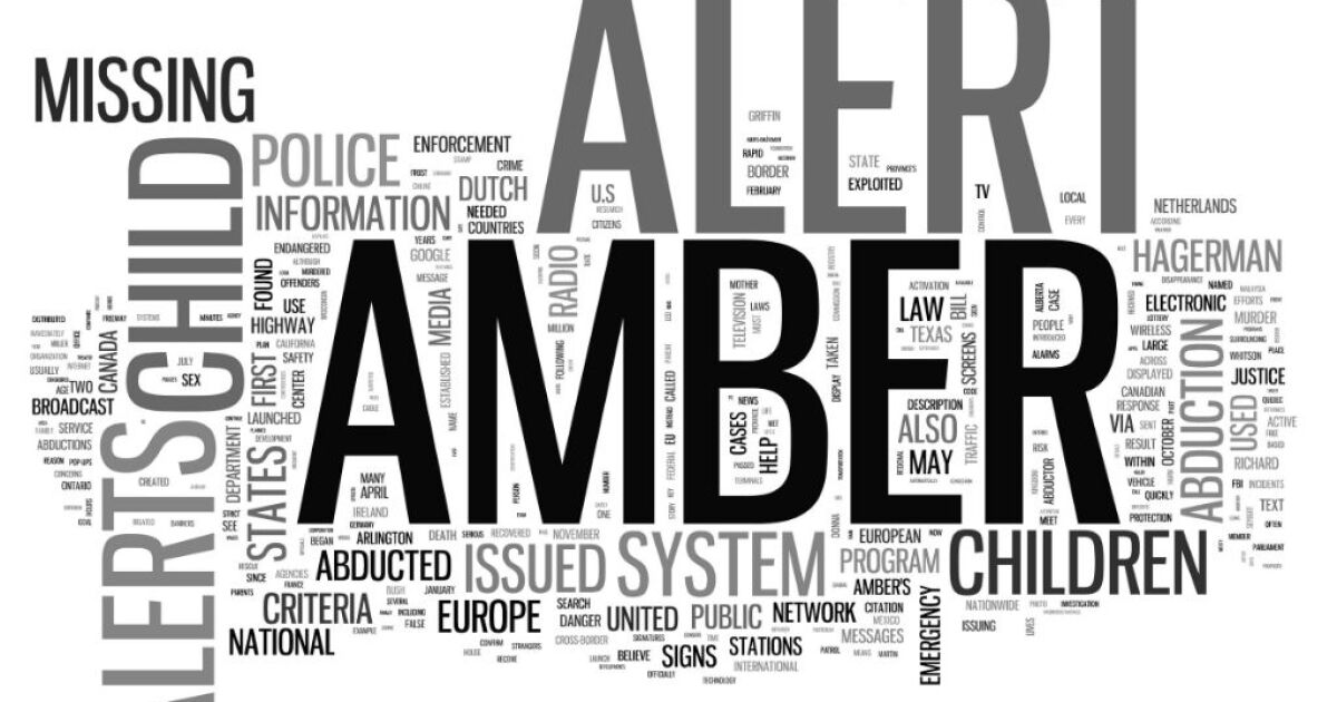 Explainer: AMBER Alert and Missing/Endangered Person Advisory