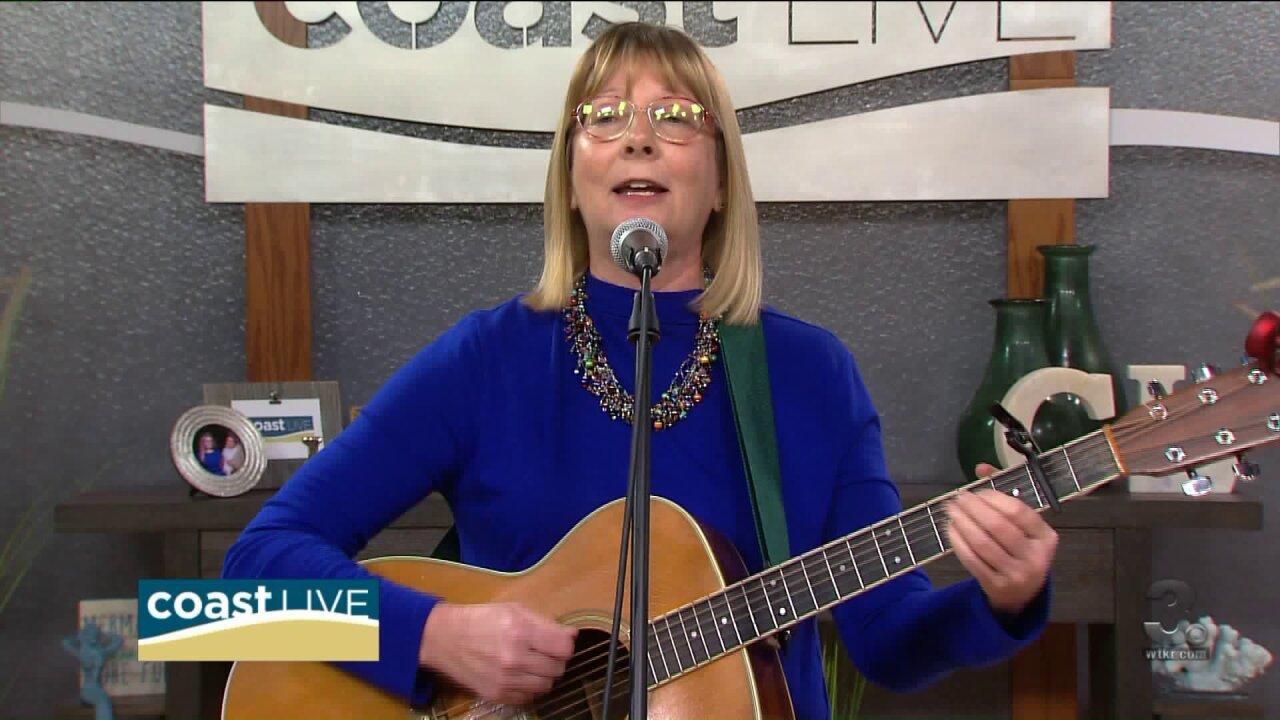 Local music spotlight with Connie Austin Smith on CoastLive
