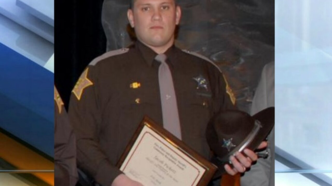Boone County Deputy shot during pursuit identified, will not