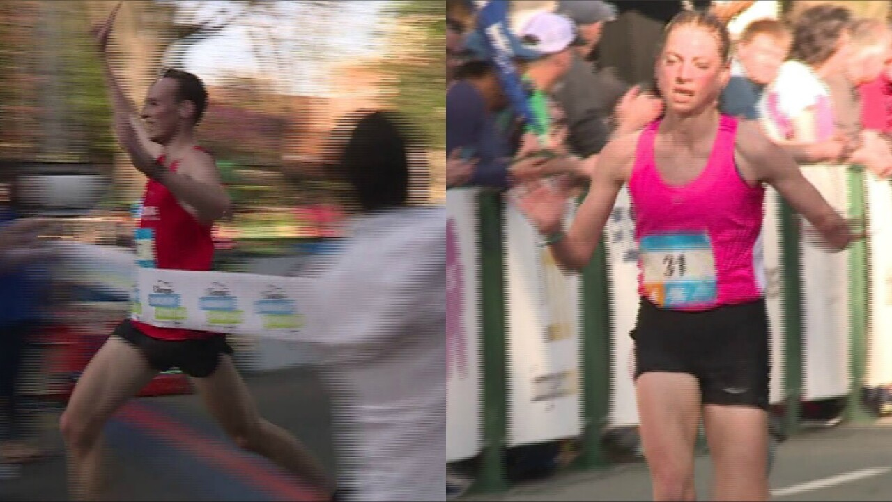 Former track and field standout wins Ukrop's Monument Avenue 10K